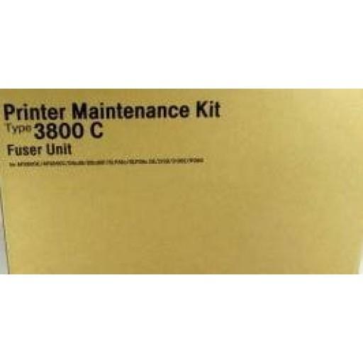 Ricoh 400569 Printer Maintenance Kit Fuser Unit Type 3800C, AP3800 - Genuine