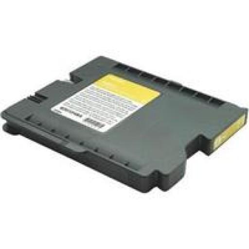 Ricoh 402277 Ink Cartridge HC Yellow, G500, G700 - Genuine