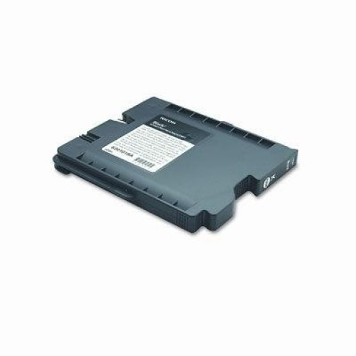Ricoh 405506 Ink Cartridge Black, G7500 - Genuine
