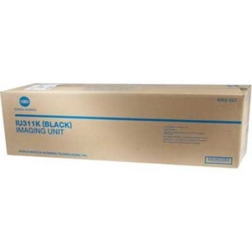 Konica Minolta 4062-223 Image Drum Unit - Black, IU311K, Bizhub C300, C352- Original