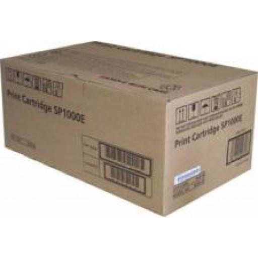Ricoh 413196 Toner Cartridge Black, SP1000, 1140L,1180L, SP1000E - Genuine