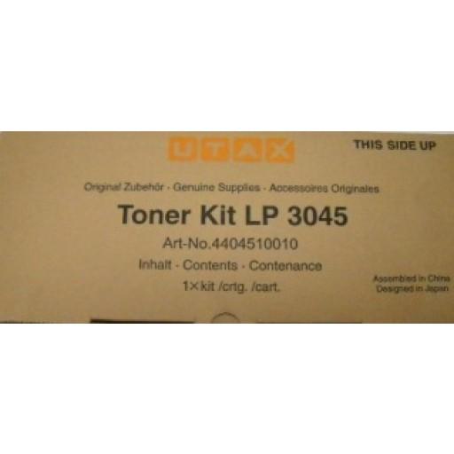 UTAX LP3045 Toner Cartridge - Black Genuine (4404510010)