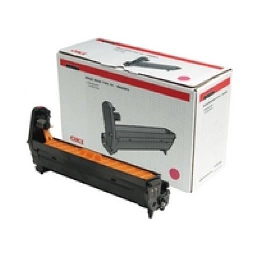 Oki 44064010, Image Drum Unit Magenta, C810, C821, C830, MC851, MC860- Original