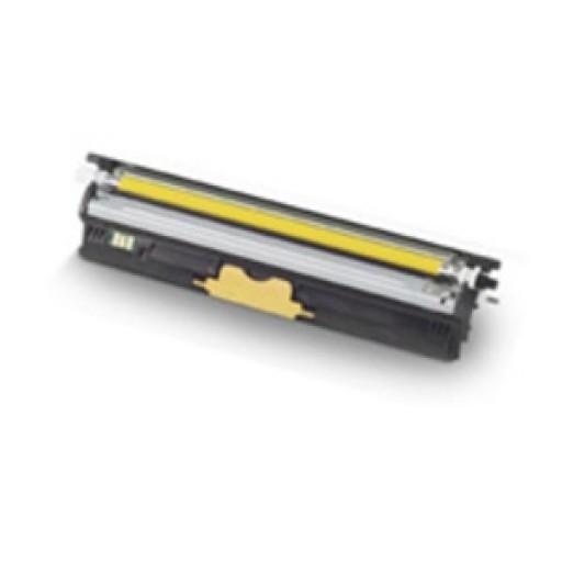 Oki 44250721, Toner Cartridge- HC Yellow, C110, C130, MC160- Original