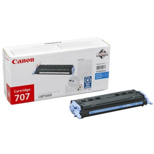 Canon 9423A004AA, Toner Cartridge Cyan,  i-SENSYS LBP5000, 5100- Original