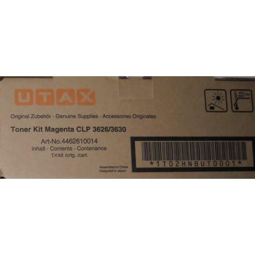 UTAX 4462610014, Toner Cartridge Magenta, CLP 3626, 3630- Original