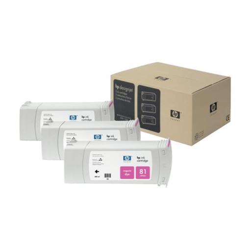 HP C5068A, Ink Cartridge Magenta Multipack, Designjet 5000- Original