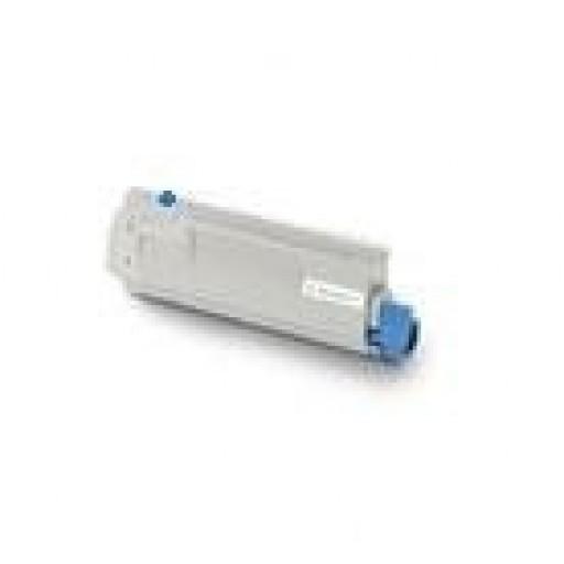 Oki 43324423 Toner Cartridge Cyan, C5550, C5800, C5900- Genuine