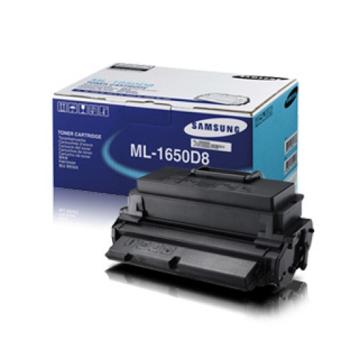 Samsung ML-1650D8, Toner Cartridge Black, ML-1650- Original