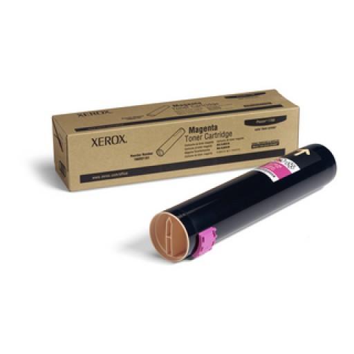 Xerox, 106R01161, Toner Cartridge- HC Magenta, Phaser 7760- Original