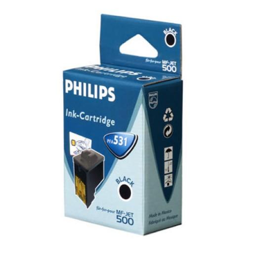 Philips PFA-531 Ink Cartridge - Black Genuine