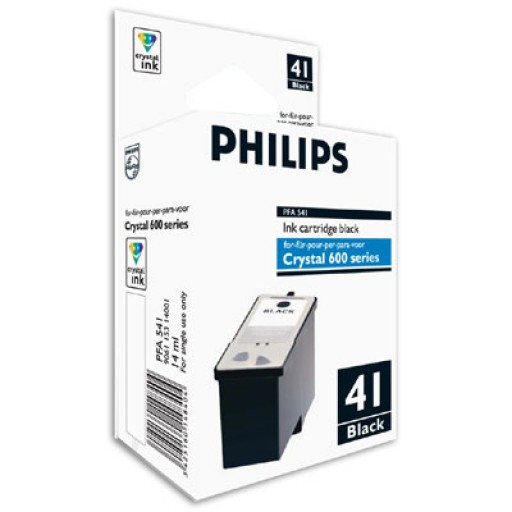 Philips PFA-541 Ink Cartridge - Black Genuine