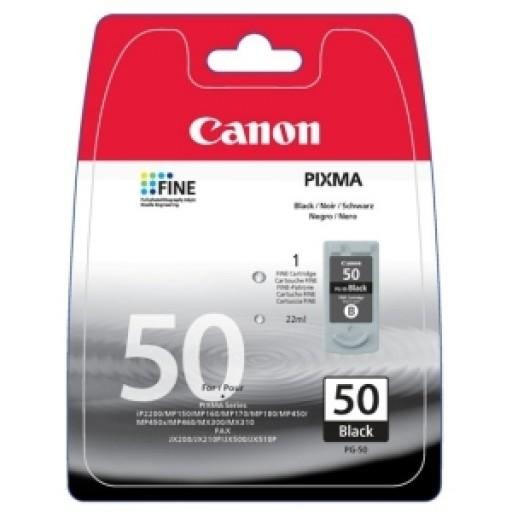 Canon 0616B027, Ink Black, FAX JX200, JX210,  PIXMA MP160, MP180, MP460, MX300- Original