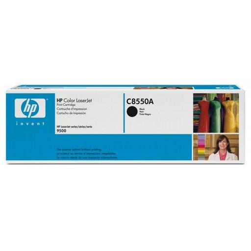 HP, C8550A, Toner Cartridge- Black, LaserJet 9500- Original