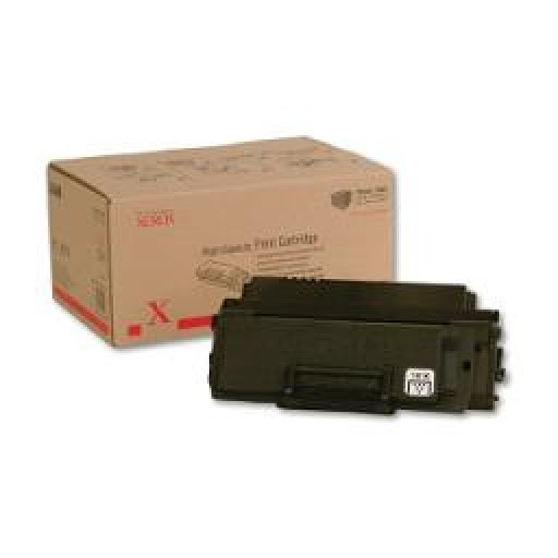 Xerox 106R00688, Toner Cartridge- HC Black, Phaser 3450- Original