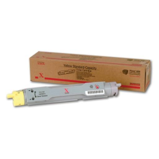 Xerox 106R00670, Toner Cartridge Yellow, Phaser 6250- Original