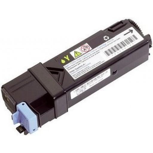 Dell 593-10318, Toner cartridge Yellow, 2130, 2135- Original