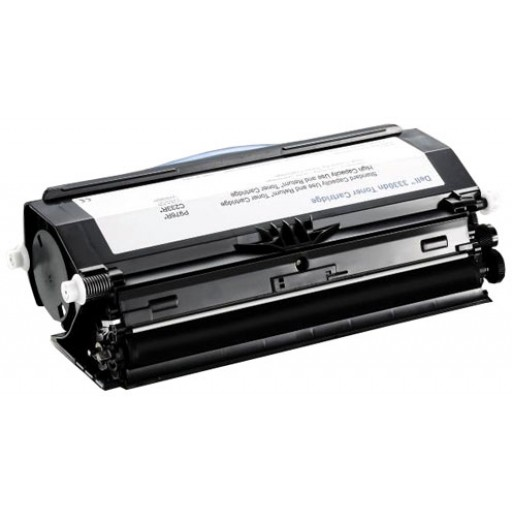 Dell 593-10839, 3330 Return Program High Capacity Toner Cartridge - Black genuine