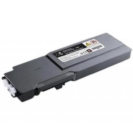 Dell 593-11114, 3760n/3760dn/3765dnf Toner Cartridge - Cyan