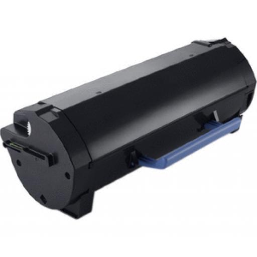 Dell 593-11186, Extra High Capacity Use & Return Toner Cartridge Black, B5460DN- Original