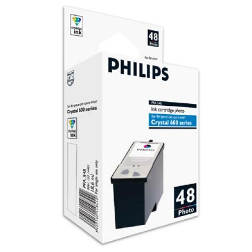 Philips PFA-548 Ink Cartridge - Photo Colour Genuine