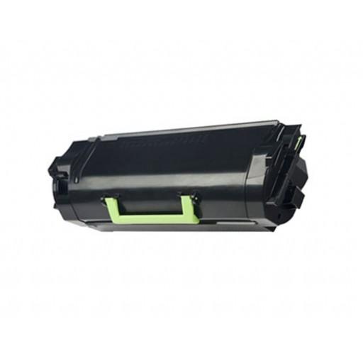 Lexmark 62D0XA0, 620XA Toner Cartridge, MX711, MX810, MX811, MX812 - Extra HC Black Genuine
