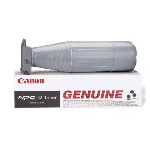 Canon 1383A002AA, Toner Cartridge Black, NP6085- Original