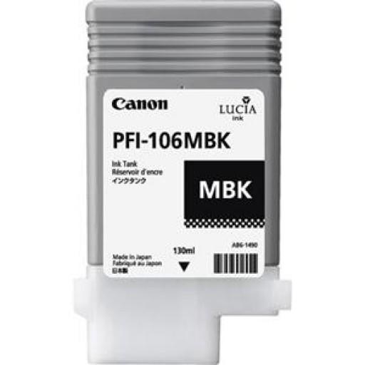 Canon IPF6400 Ink Tank - Photo Matte Black, 6620B001AA