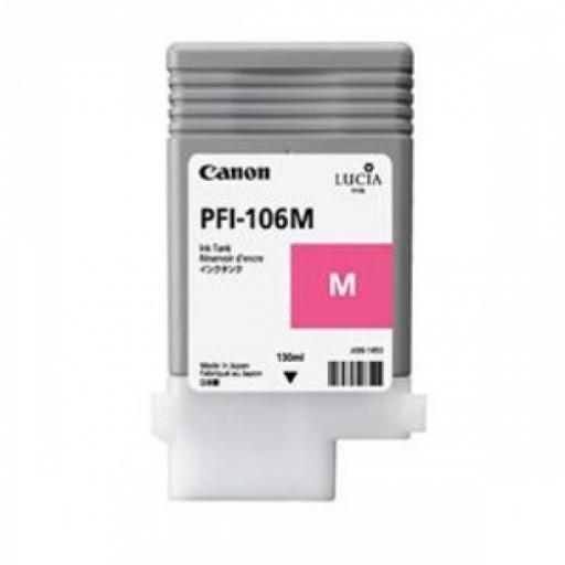Canon PFI-106M Ink Tank - Magenta, 6623B001