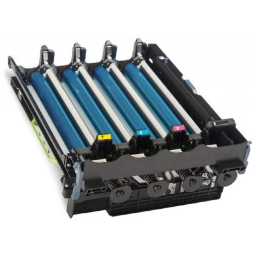 Lexmark 70C0Z50 Imaging Kit - Black & Colour, 700Z5- Genuine