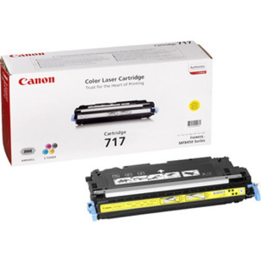 Canon 2575B002AA, Toner Cartridge Yellow, i-SENSYS MF8450- Original