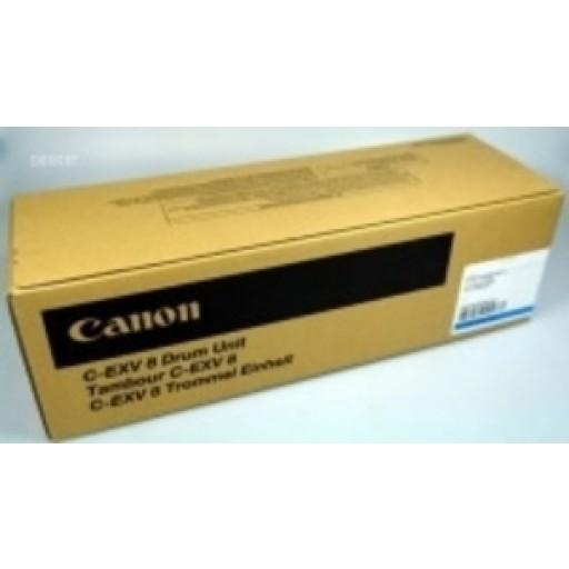 Canon 7624A002AC, Drum Unit- Cyan, CLC2620, 3200, IRC2620, 3200- Genuine