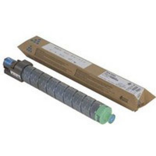 Ricoh 820024 Toner Cartridge HC Cyan, SP C811 - Genuine