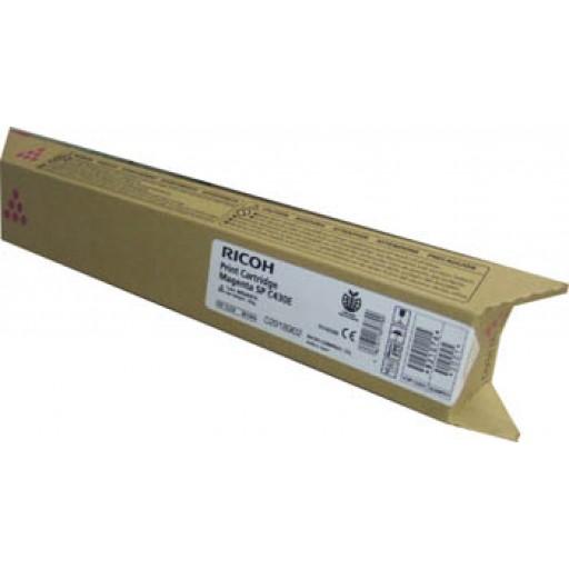 Ricoh 821076, Toner Cartridge Magenta, SP C430, SP C431- Original