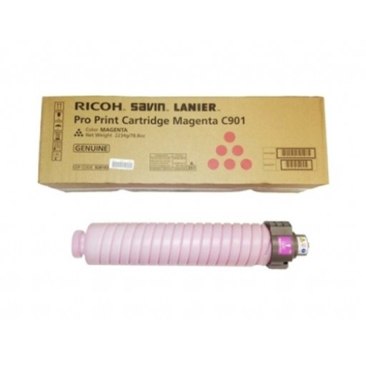 Ricoh 828130, Toner Cartridge Magenta, Pro C901- Oariginal