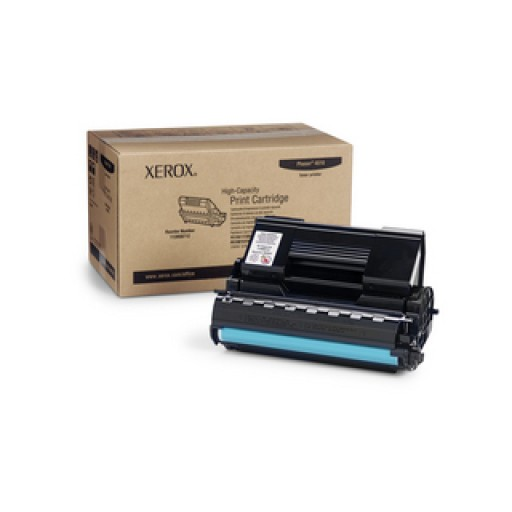 Xerox, 113R00712, Toner Cartridge- HC Black, Phaser 4510- Original