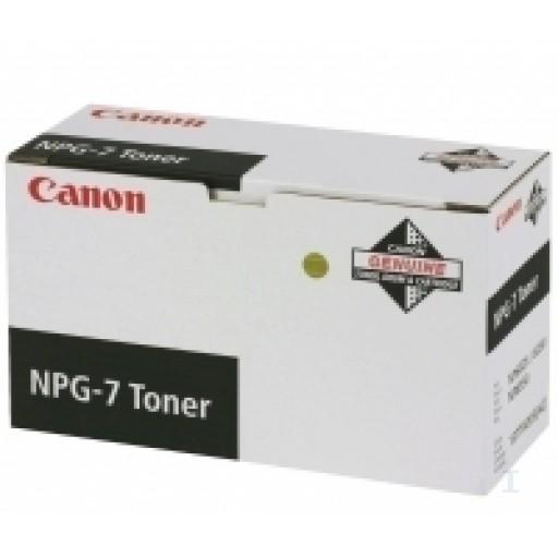 Canon 1377A003AC NPG7 Toner Cartridge - Black Genuine