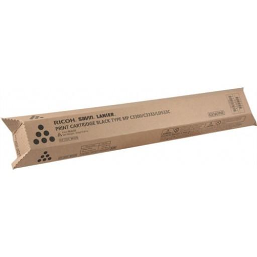 Ricoh 841276, Toner Cartridge Black, MP C2800, C3300- Original
