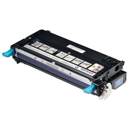 Dell 593-10166, Toner Cartridge Cyan, 3110cn, 3115cn- Original