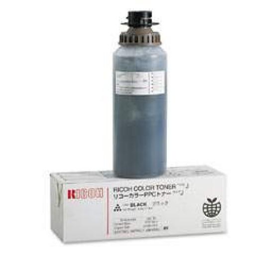 Ricoh 887813 Toner Cartridge Black, Type J, NC5006, NC5106, NC5206, NC8115 - Genuine