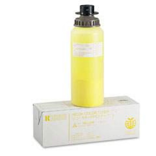 Ricoh 887814, Toner Cartridge Yellow, Type J, Aficio 5106, 5206, NC5006, NC5106- Original