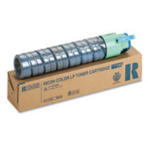 Ricoh 888315, Toner Cartridge Cyan, Type 245, SP C410, SP C411, SP C420- Original
