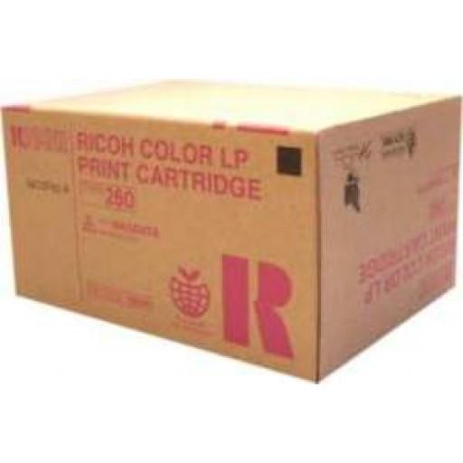 Ricoh 888448, Toner Cartridge Magenta, Type 260, CL7200, CL7300- Original