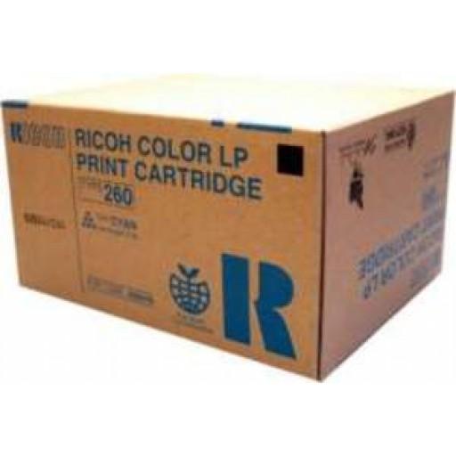 Ricoh 888449, Toner Cartridge Cyan, Type 260, CL7200, CL7300- Original