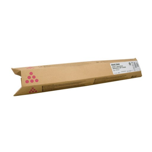 Ricoh 884932 Toner Cartridge Magenta, MP C3500, MP C4500 - Genuine