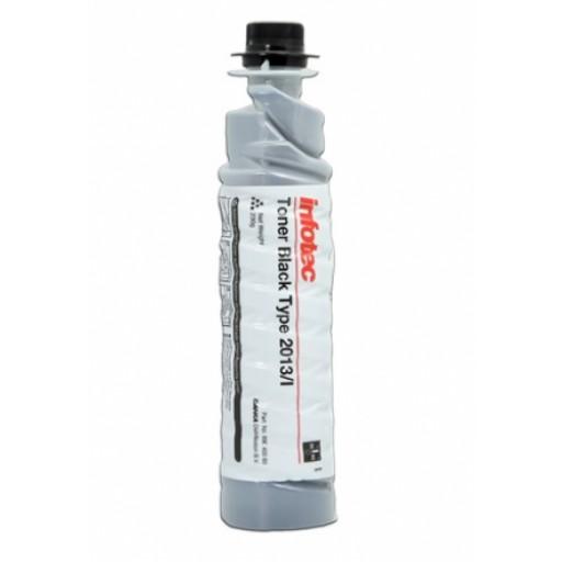 Infotec 89040060 Toner Cartridge Black, Type 2013/I / Type 1250D, IS2013 - Genuine