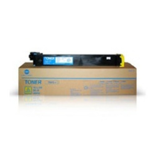 Konica Minolta TN312Y, Toner Cartridge HC Yellow, C300, C352- Original