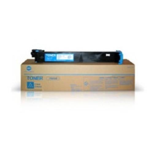 Konica Minolta TN312C, Toner Cartridge HC Cyan, C300, C352- Original