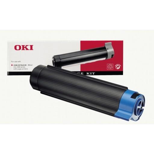 OKI 9002386 Toner Cartridge, OKIPAGE 16n, OL1200 - Black Genuine