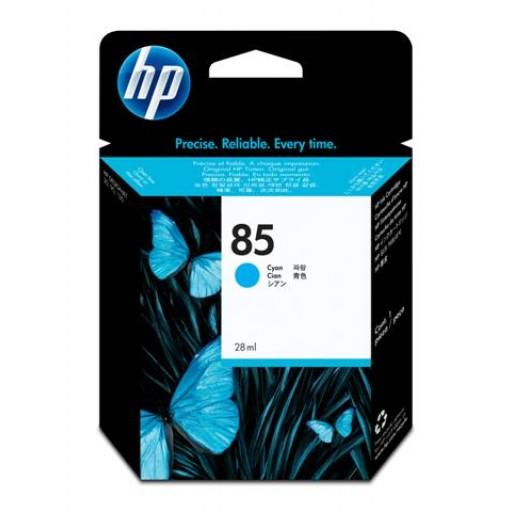 HP C9425A No.85 Ink Cartridge - Cyan Genuine